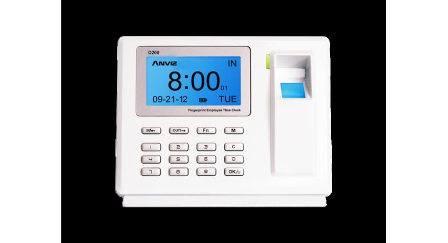 ANVIZ -Anviz Fingerprint Time Attendance Device(D200)